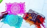 なんという美しさ!埼玉の龍泉寺で秋限定の「切り絵御朱印」の授与が開始。郵送にも対応