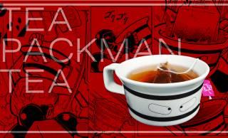 懐かしっ!マイカップがキン肉マンのティーパックマンになっちゃう『ティーパックマン紅茶』発売