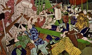 騙される方が悪いのか?!江戸時代、利権独占に抗議した「武左衛門一揆」の顛末