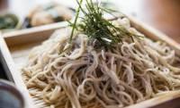 これは驚き!江戸時代初期の蕎麦は、茹でずに蒸していたんだって