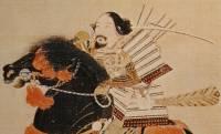足利尊氏?高師直?あの有名な肖像画の騎馬武者は、どうしてザンバラ髪なの?