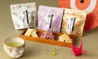 とうもろこし、しそ、りんご…日本茶にあう和風割れチョコ「江戸越屋 粋町しょこら」に新フレーバー登場