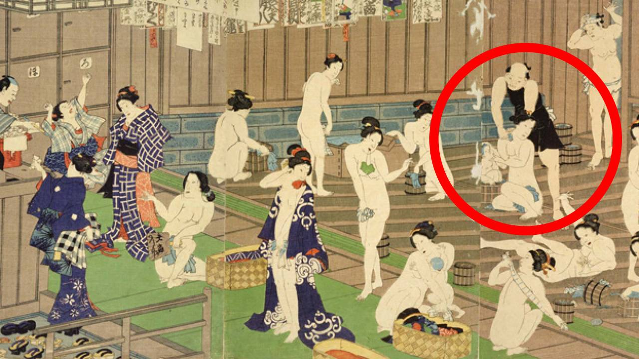 江戸時代ではモテモテ職業「三助」は女湯に入り放題!?現代にも残る技術と三助の歴史