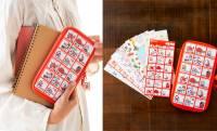 あの頃の記憶が蘇る♪昭和レトロな包装紙「ストップペイル」柄のペンケース&メモ帳が登場!