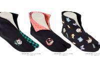 福助からテレビアニメ「鬼滅の刃」デザインの足袋や足袋靴下が登場