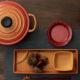 和な雰囲気たっぷり!日本の伝統美を意識したル・クルーゼのキッチンウェア「JAPONESQUE」